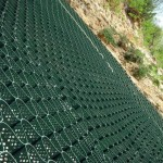 Slope Protection with Cell-Tek Slopegrid 6 - HDG Building Materials