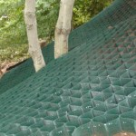 Slope Protection with Cell-Tek Slopegrid 4 - HDG Building Materials