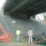 Slope Protection with Cell-Tek Slopegrid - HDG Building Materials
