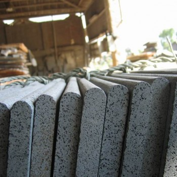 Basalt Bullnose Dimension Stone - HDG Building Materials