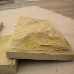 Mushroom Hand Finished Natural Stone - Sandstone - HDG Building Materials