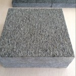 Black Basalt with Corduroy Finish - HDG Building Materials