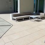 HDG SW Series 24x24 Concrete Paver - Palazzo - Acker-Stone patio