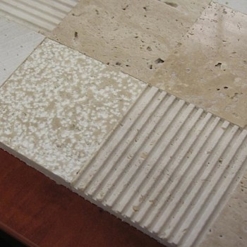 Travertine Stone Finishes - HDG Building Materials