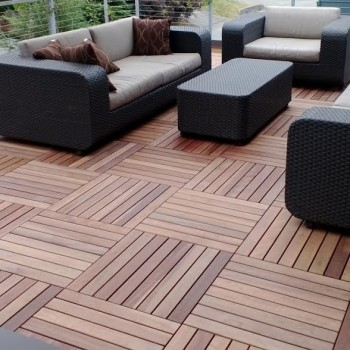 Massaranduba Hardwood Pavers - HDB Building Materials