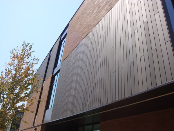 Tru-Grain made with Resysta - Building Facade - HDG Building Materials
