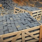 Black Basalt Cobblestone - HDG Building Materials
