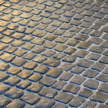 Sealed Basalt Cobblestone Paver - HDG Building Materials