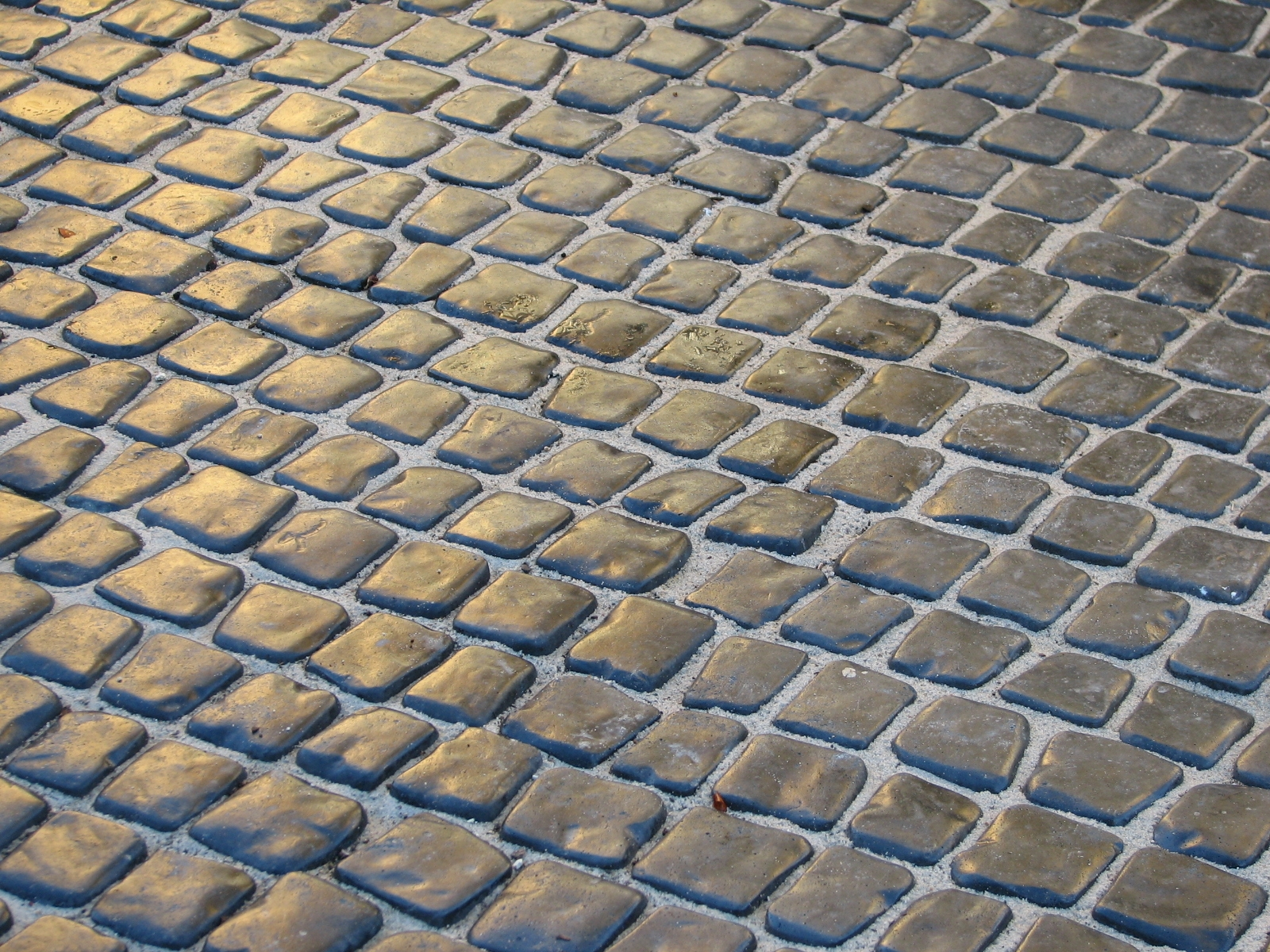 Sealed Cobblestone Paver Hdg Building Materials