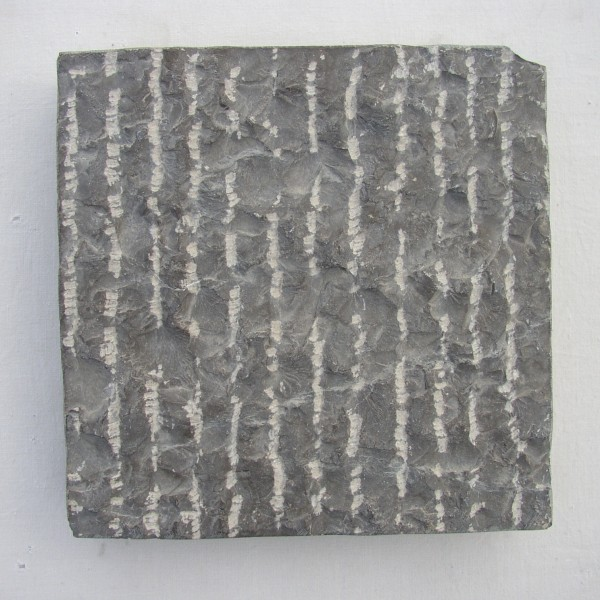 Turtle Shell Limestone with Corduroy Course Finish - HDG Building Materials