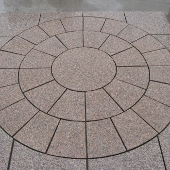 Custom Cut Granite Natural Stone Pavers - HDG Building Materials