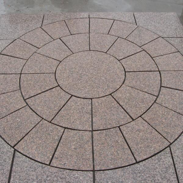 Custom Cut Granite Natural Stone Pavers - HDG Building Materials