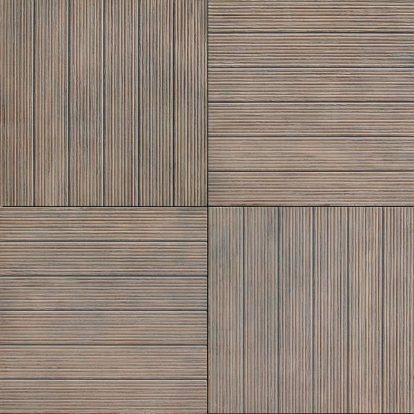 HDG Legno Wood-Finish pavers – Espresso Dark