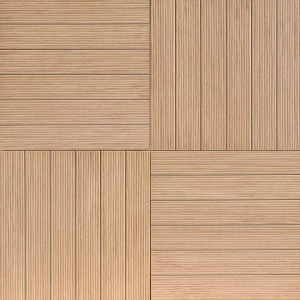HDG Garapa 4-up 60x60 Rovere 3464 Porcelain Tile - HDG Building Materials