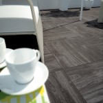 Porcelain Tile Rooftop Deck - HDG Building Materials