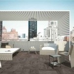 Porcelain Tile Rooftop Lounge - HDG Building Materials