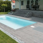 Porcelain Tile - HDG Legno Siam Pool Surround 11