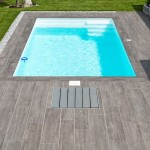 Porcelain Tile - HDG Legno Siam Pool Surround 12