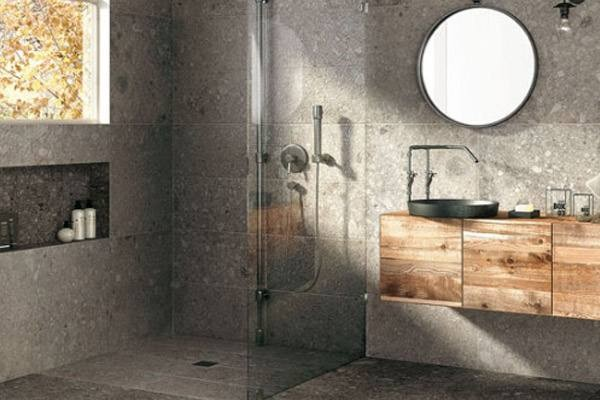 HDG Pietra Stone-Finish Pavers – Sierra Mist