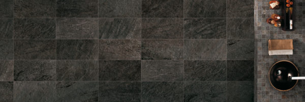 HDG Sierra Black Porcelain Paver - HDG Building Materials