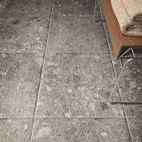 HDG Pietra Stone-Finish Pavers – Sierra Ash