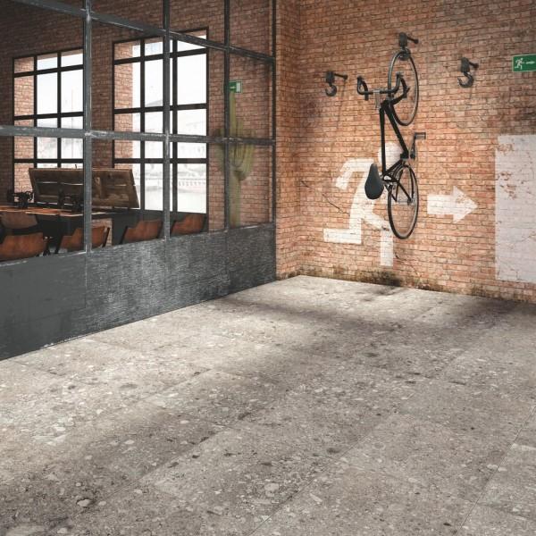 HDG Sierra Mist - Porcelain Tile - Scene 3