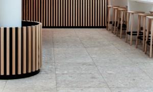 HDG Sierra Ash Porcelain Tile - Scene 7