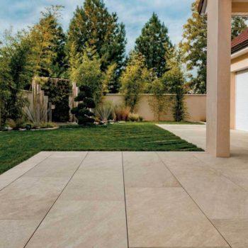 HDG Sierra Tan - Mountain Outdoor Porcelain Tile decking small