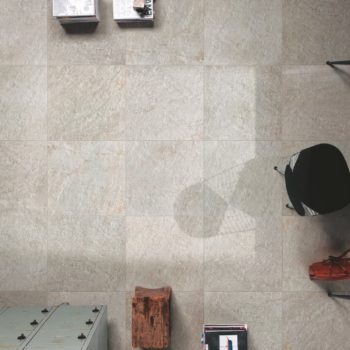 HDG Sierra Tan - Mountain Outdoor Porcelain Tile mudroom overhead