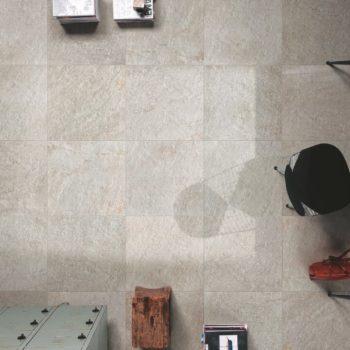 HDG Sierra Tan - Mountain Outdoor Porcelain Tile mudroom overhead