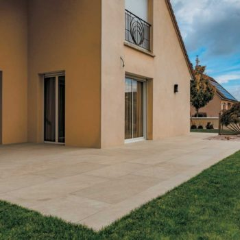 HDG Sierra Tan - Mountain Outdoor Porcelain Tile patio