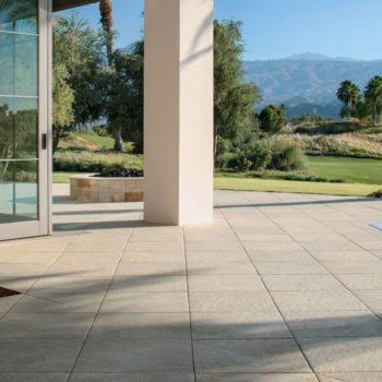 HDG Sierra Tan - Mountain Outdoor Porcelain Tile terrace