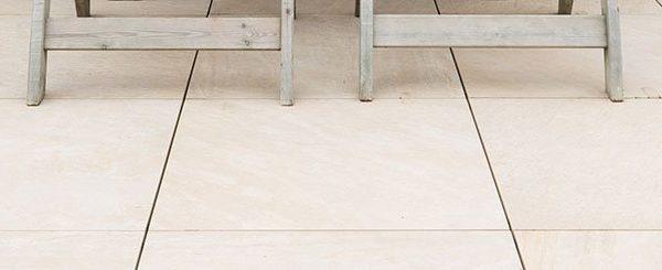 HDG Sierra Tan - Outdoor Porcelain Pavers - HDG Building Materials