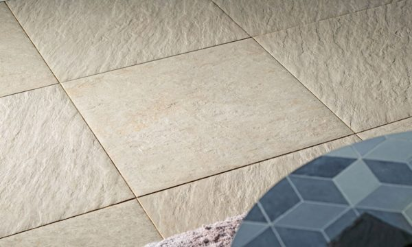 HDG Sierra Tan Porcelain Tile - HDG Building Materials