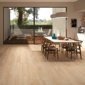 HDG Legno Dakota Porcelain Tile Decking Flooring Indoor Outdoor Transition