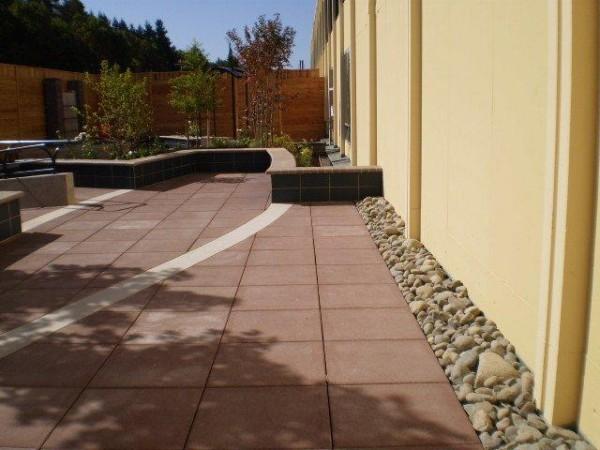 Concrete Paver Project