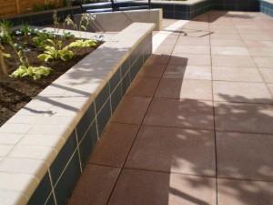 Buzon Pedestals with Concrete Pavers - HDG Building Materials