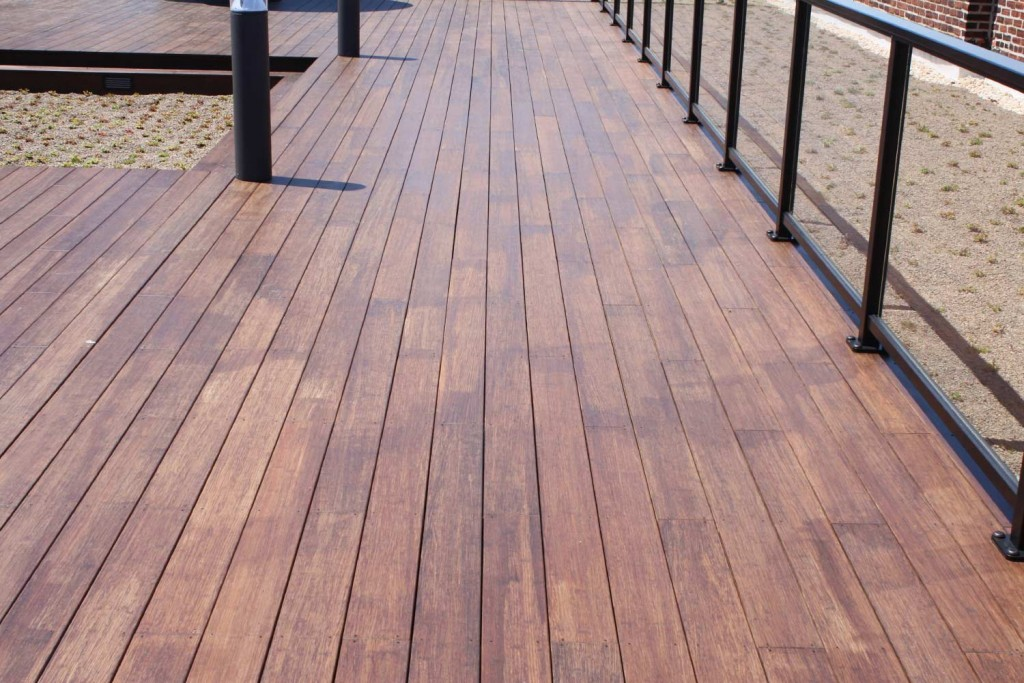 Bamboo Decking - HDG Building Materials