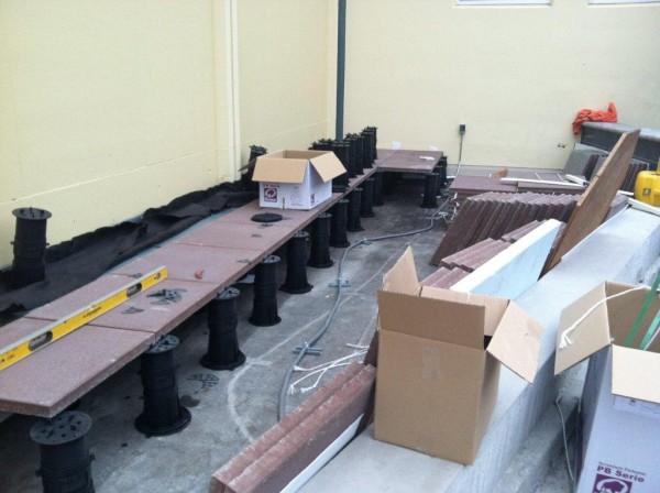 Concrete Paving Project