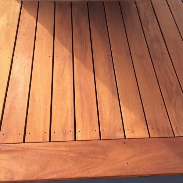 True-Genuine-Mahogany-Deck- HDG Building Materials