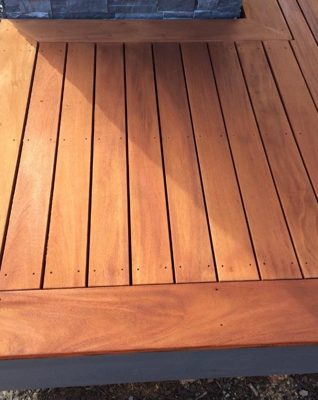 Massaranduba mahogany cumaru hdg building materials for Hardwood decking supply