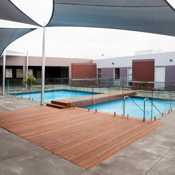 True-Genuine-Mahogany-Pool- HDG Building Materials