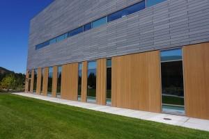 Resysta TruGrain - Building Facade - HDG Building Materials