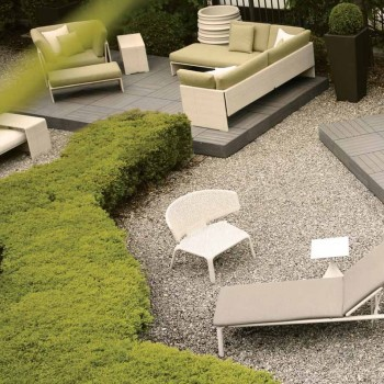 HDG Faggio 3468 Porcelain Tile - garden deck - HDG Building Materials