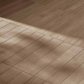 HDG Faggio 3468 Porcelain Deck Tiles 60x60 cm - HDG Building Materials