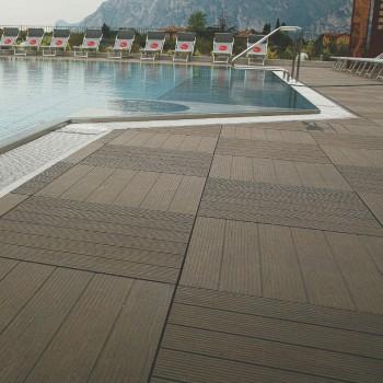 HDG Faggio 3468 Porcelain Tile - Pool Surround - HDG Building Materials