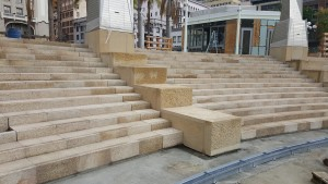 Horton Plaza San Diego 1 - HDG Building Materials