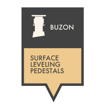HDG Building Materials Offers Buzon Pedestals