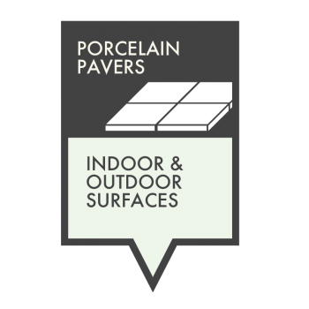 Structural Porcelain Pavers - HDG Building Materials