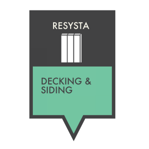 Resysta for Decking and Siding - HDG Building Materials
